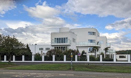 Modern Art Deco near Bishop Auckland