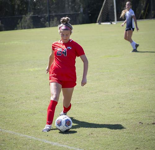 A53T7634vsu soccer vs spring hill