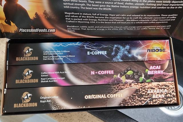blackbixon coffee capsules