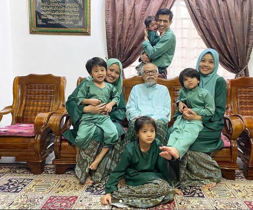 Bapa Ashraf Muslim Meninggal Dunia Akibat Covid-19