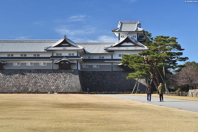 金沢城公園・五十間長屋  ∣ Kanazawa Castle Park