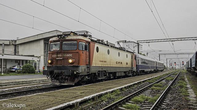 EA1 030 with IR1540