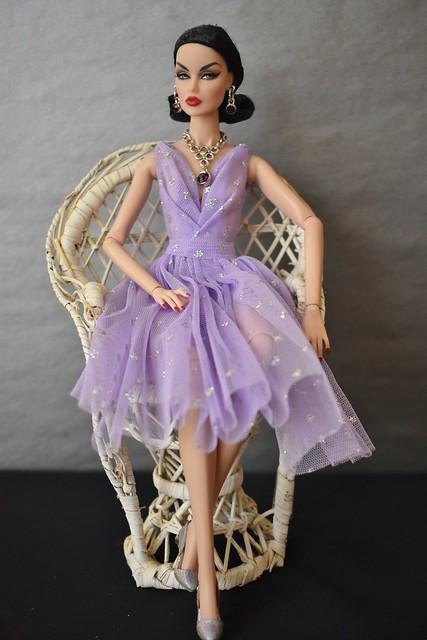A Fashionable Legacy Violaine Perrin wearing Culte de Paris