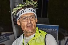 Bylo to malé české mistrovství v ultra, říká třetí ze Spartathlonu