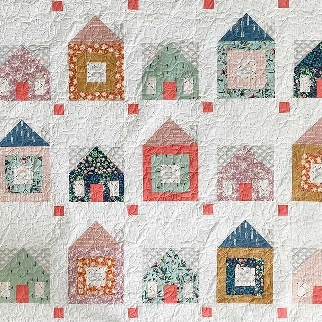 Sweet Home Quilted