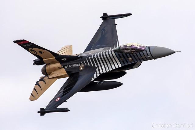 Solo Turk '88-0032' F-16C Fighting Falcon - 23.09.2021