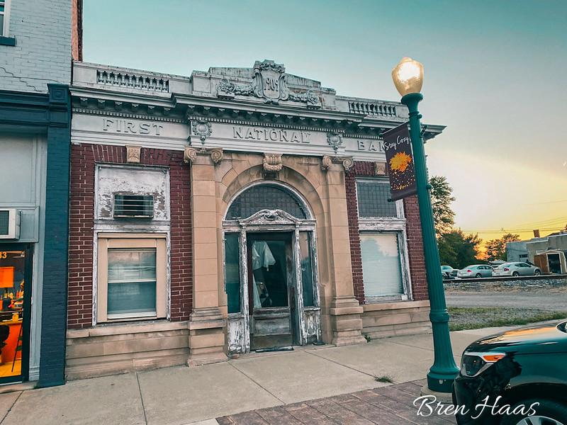 First National Bank | Weston, Ohio