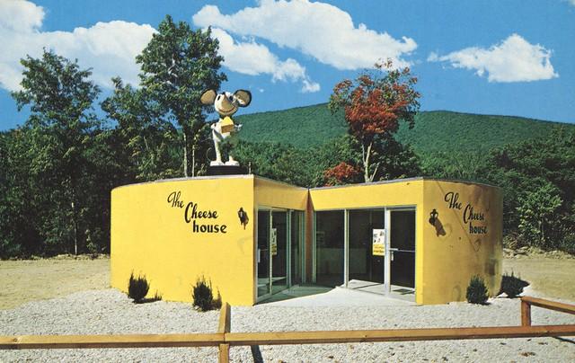The Cheese House - Arlington, Vermont
