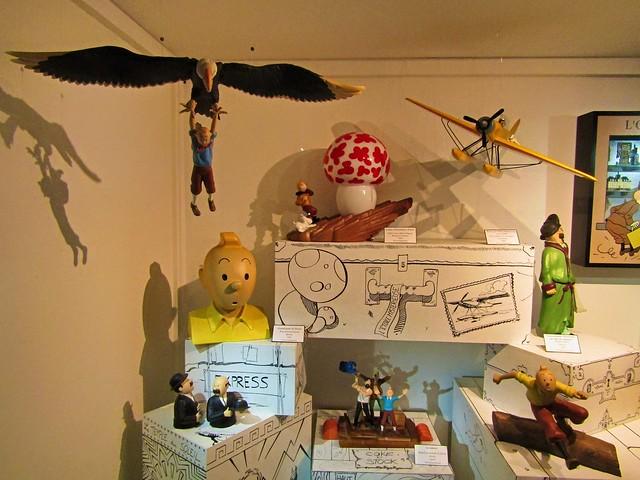 Museum Of Original Figurines in Brussels