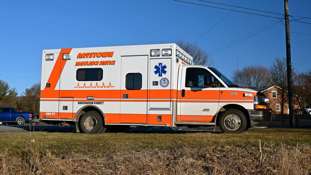 Ambulance at Breezewood fire department [01]