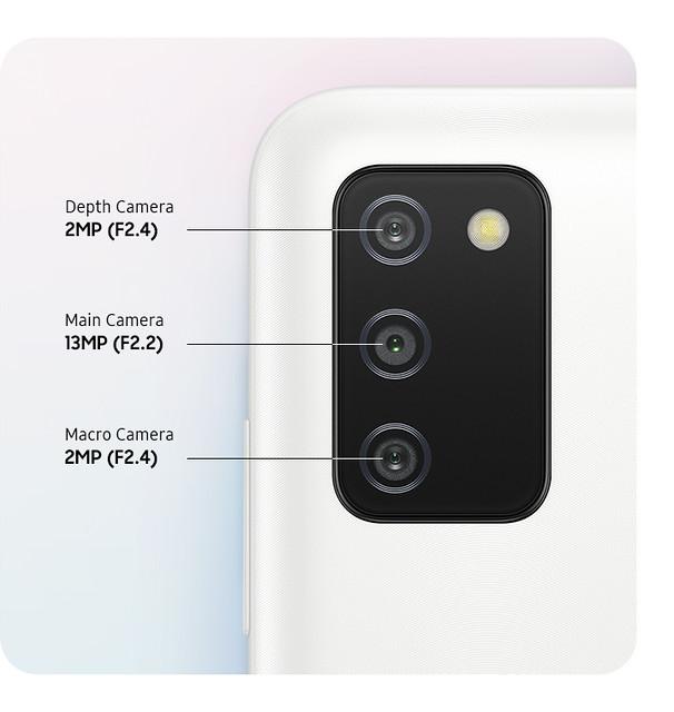 Realisasi Impian Anda Sebagai Content Creator Dengan Kamera Serba Boleh Galaxy A03S