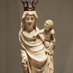 Statuette der Muttergottes (ca. 1390)