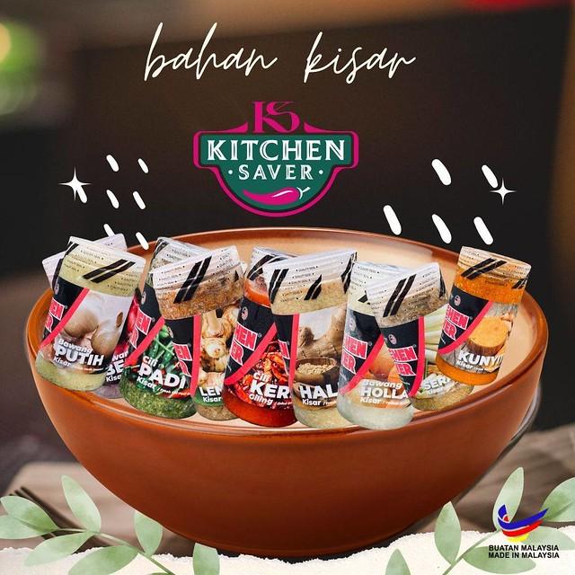 Kitchen Saver Optimis Guna Selebriti, Blogger &Amp; Influencer Dalam Memberi Ulasan