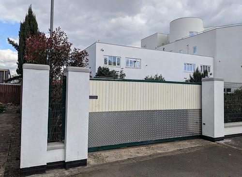 Gate Modern Art Deco, Bishop Auckland