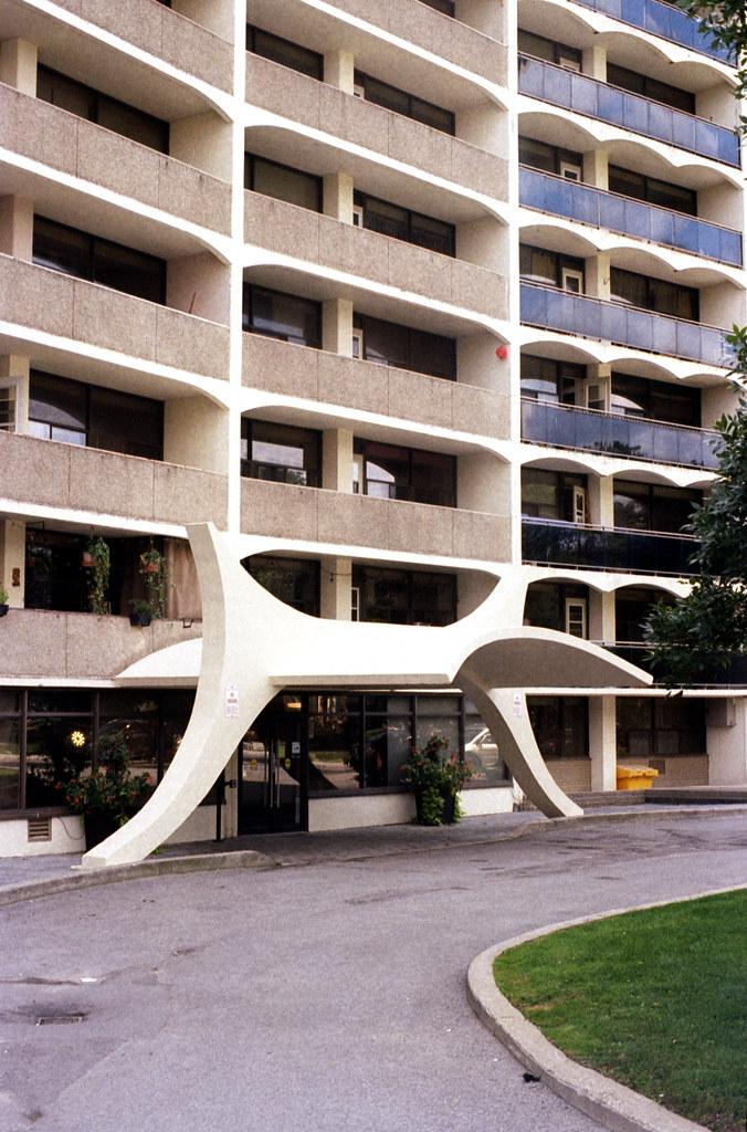 1960s Apartment Entrance_