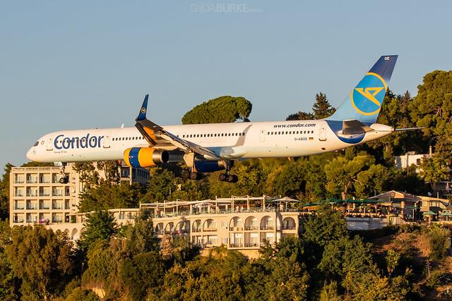 Condor D-ABOE 25-9-2021
