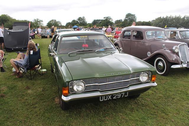 Ford 1971 1300 MK1 UUX 297J
