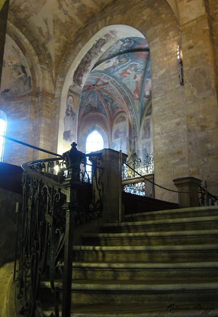 St George interior