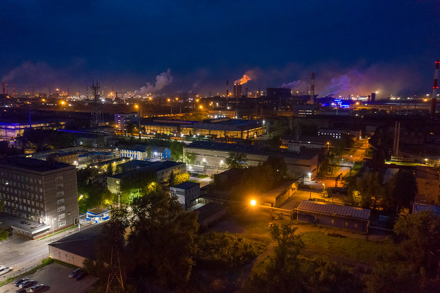 Northern Russia. Cherepovets city. Heart of Mordor. Aug.2021 (DJI_0411)