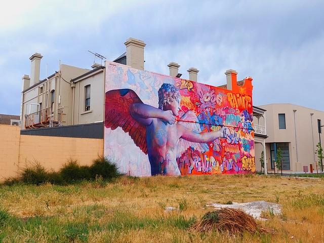 The Street Artwork