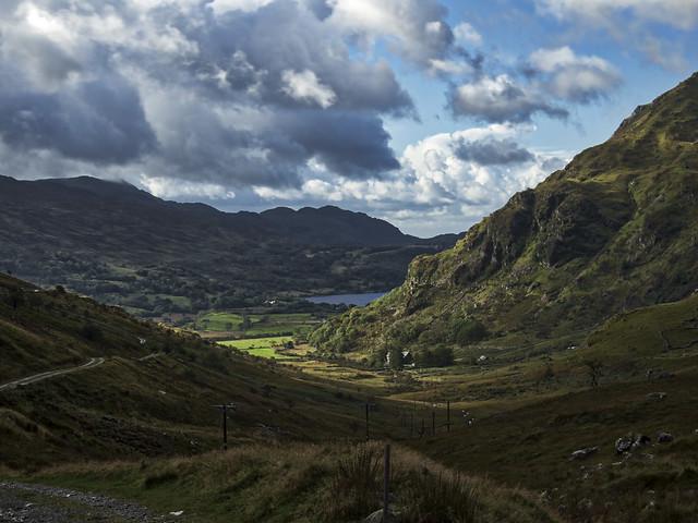 Sondonia valley, North Wales