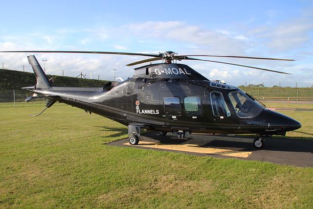 Agusta Westland S.p.A Agusta  AW.109SP Grand New G-MOAL