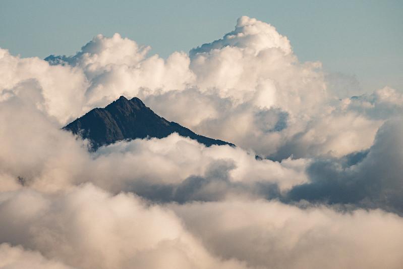 雲和山的彼端 日落合歡 Sunset