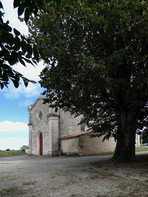 Tilleul et église