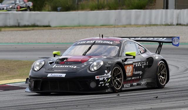 Porsche 911 GT3 R / Jürgen Häring / GER / Bobby Gonzales / GER / Wolfgang Triller / GER / Marco Seefried / GER / Herberth Motorsport