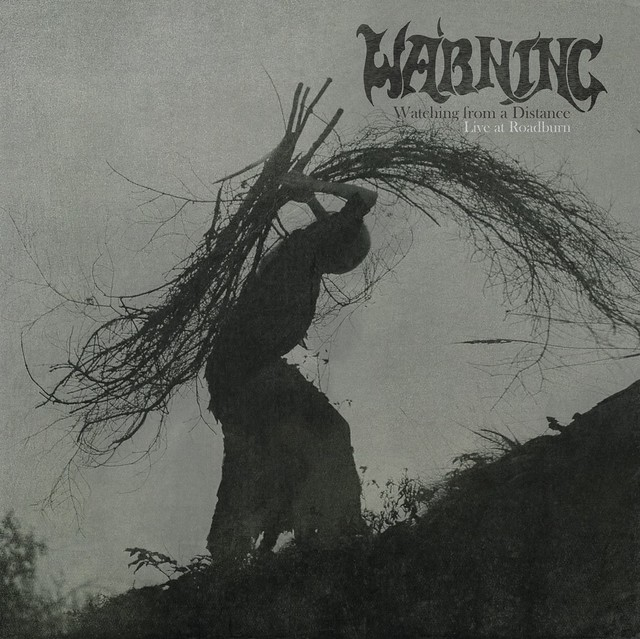 Album Review: Warning – Watching From A Distance – Live At Roadburn