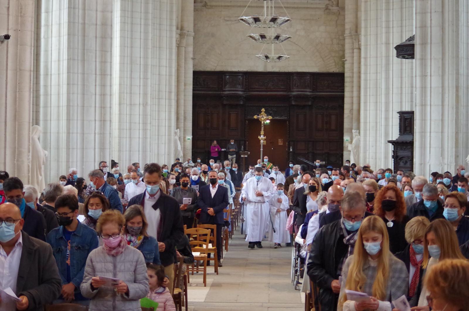 Premières communions St Léger