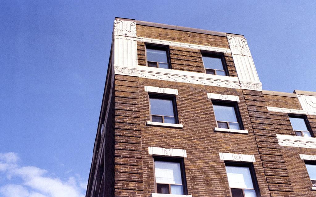 North Toronto Art Deco Apartment Details_