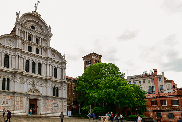 20140428_0511_Veneto-Venedig(284) - Chiesa San  Zaccaria-Venedig /Chiesa San Zaccaria-Venice