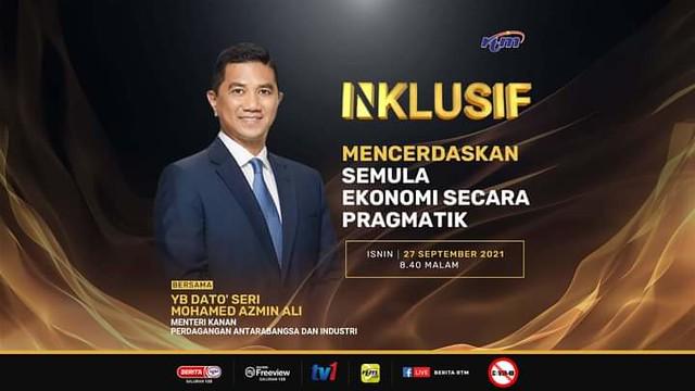 Rtm Papar Inisiatif Kerajaan Untuk Keluarga Malaysia Dalam Program Bual Bicara Terbaharu Inklusif