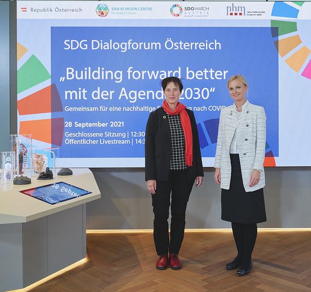 SDG Dialogforum Österreich