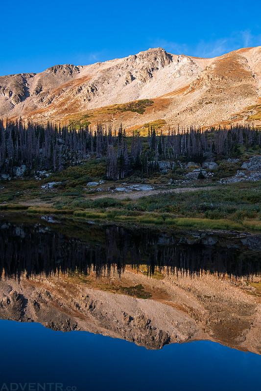Monumental Peak Reflection
