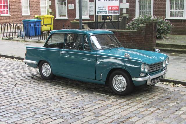 Triumph Vitesse Mark 2 PRU389G