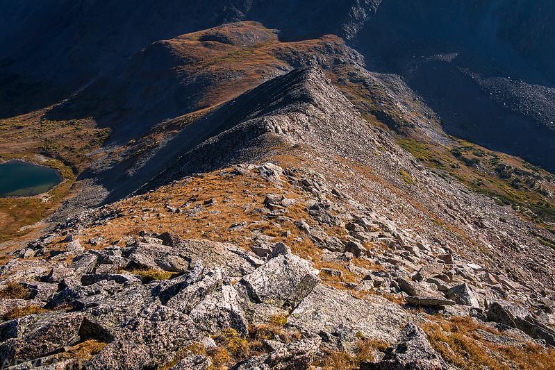 Chalk Creek Pass