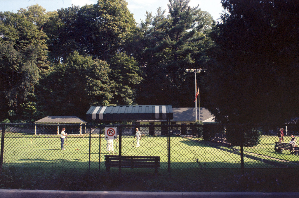 Lawarence Park Croquet and Lawn Bowling Club