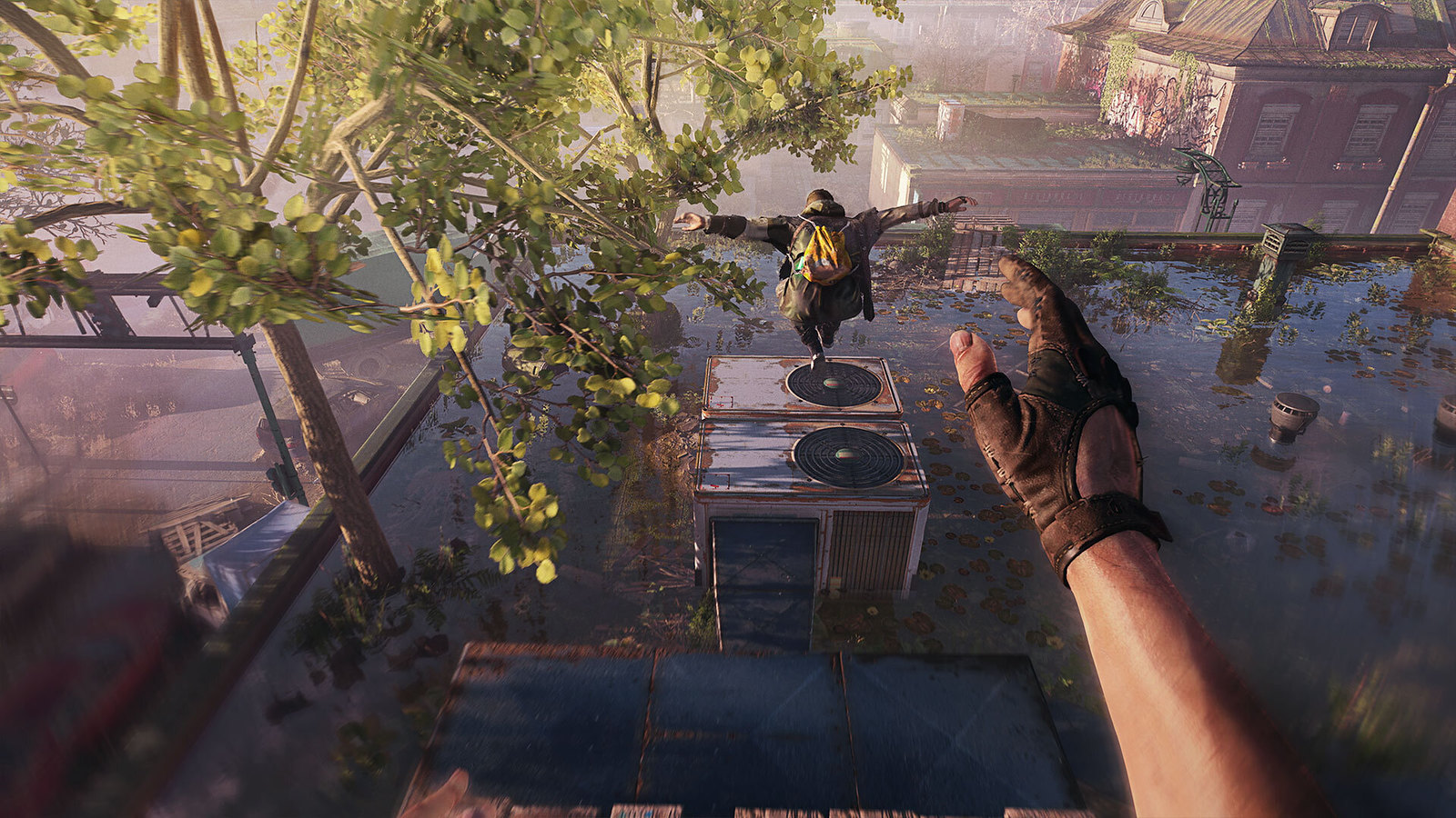 Playstation News: Explore the secrets of The City in Dying Light 2 Stay Human