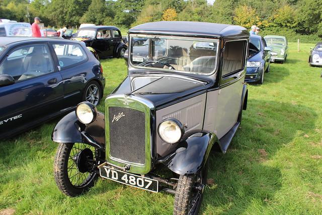 Austin 1932 Seven YD 4807