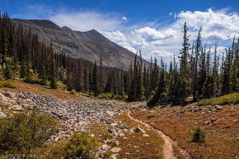 Hancock Lake Trail