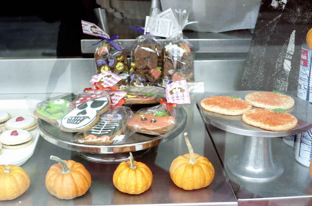 Black Forest Bakery Halloween Cookies