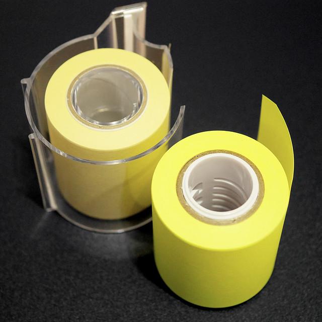3M ポストイット 全面粘着ロール ヤマト メモック ロールテープ 比較