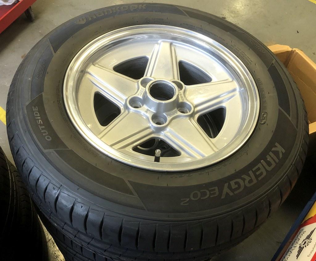 Choosing tyres for my 15x7 AMG Penta wheels