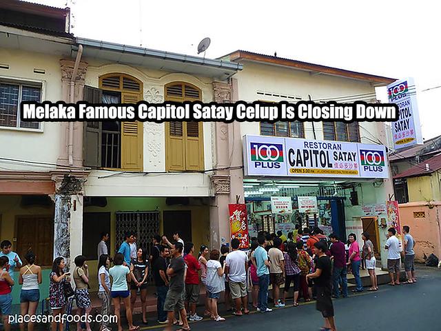 satay celup closing down