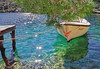 waters of Okuklje bay