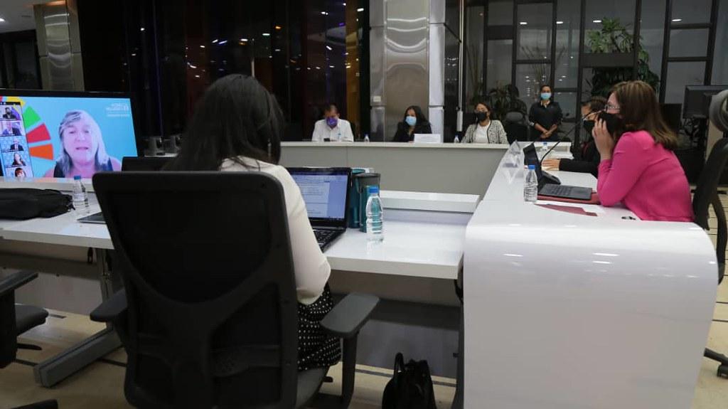 61ª Reunión de la Mesa Directiva de la Conferencia Regional sobre la Mujer de América Latina y el Caribe. Organizada por la Comisión Económica para la América Latina y el Caribe (CEPAL)