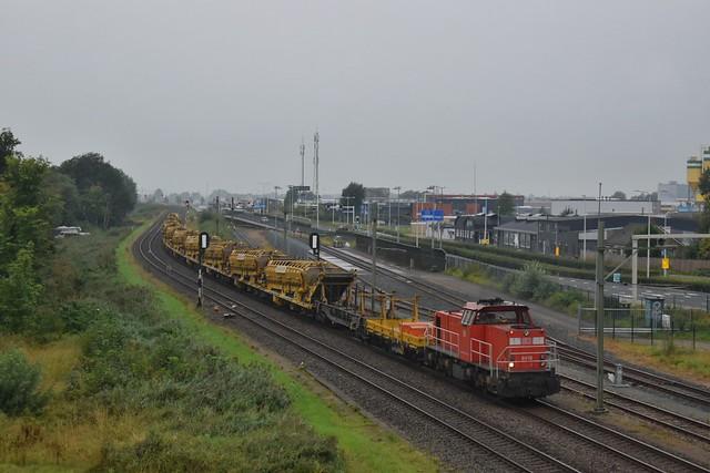 DBC 6418 + Kettinghorren   Leeuwarden   11-9-2021