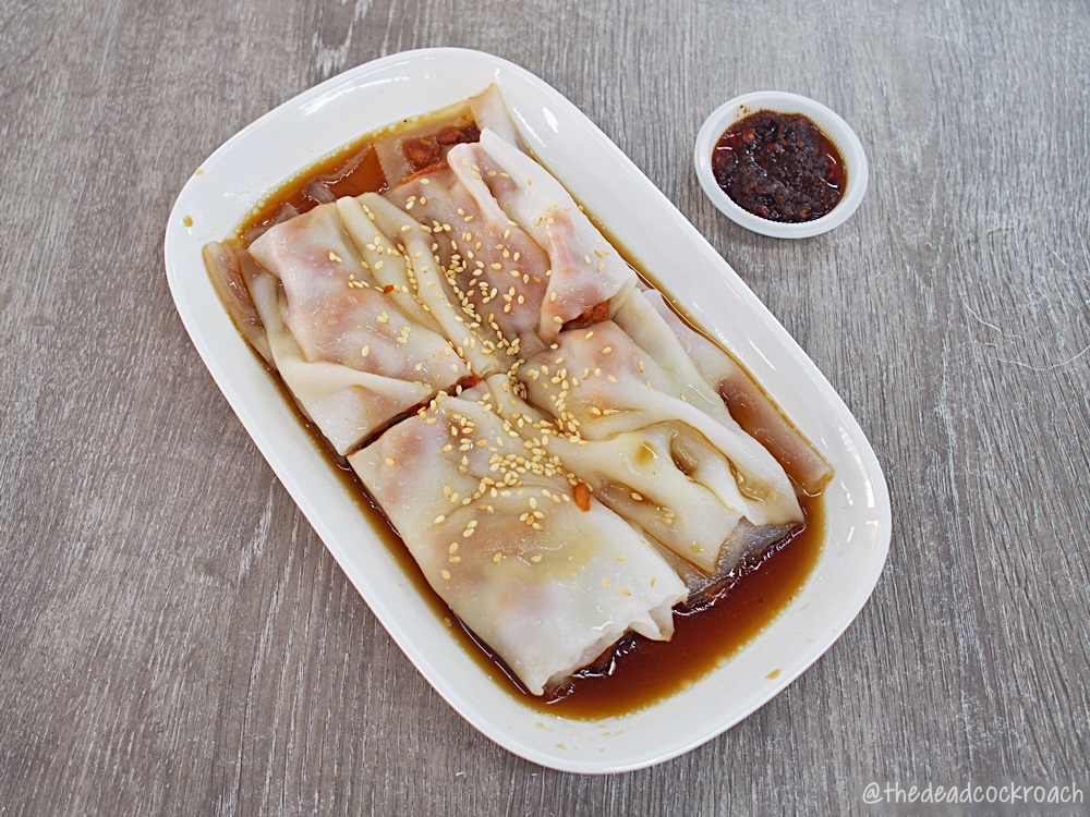 singapore,blk 352 clementi ave 2,chee cheong fun,food review,review,伟少港式肠粉,chef wei hk cheong fun,food,char siew cheong,